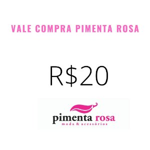VALE COMPRA R$20