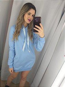 Blusão Cadarço Azul
