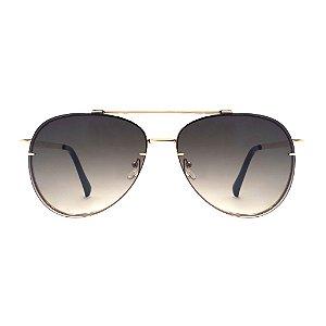 Aviador Jay Luxury - Oculos de Sol Lente Degrade
