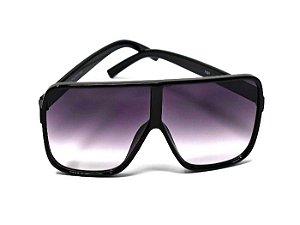 Oculos de Sol  Masculino Preto - Mascara Grande