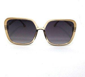 Óculos Soofi - Oculos de Sol Quadrado / Feminino Preto