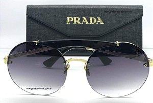 Óculos Prada PR Redondo 52US-SZ60A7