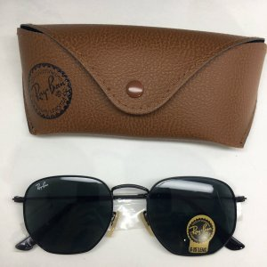 Ray-Ban RB3579N BLAZE HEXAGONAL
