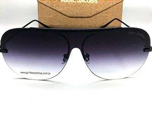 Óculos de Sol - Marc Jacobs Máscara Unissex Lente Degrade