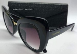 Dolce & Gabbana PRETO - DG 4319 501/8G - Óculos de Sol - Tamanho 51