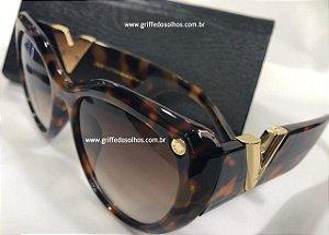 Louis Vuitton My Fair Lady - Óculos de Sol Z0902  Havana