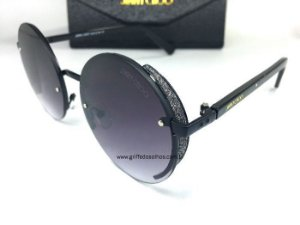 Óculos de Sol Cat  Jimmy Choo Neiza/S J6H/HA Dourado/ Preto