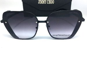 Jimmy Choo  Butterly Glitter - Oculos de Sol / Brilhoso