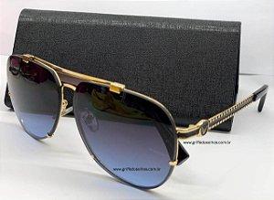 Empório Armani Aviador Masculino - Óculos de Sol