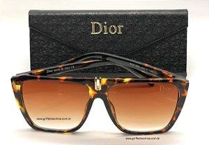 Dior Estiloso Quadrado Tendência  - Oculos de Sol