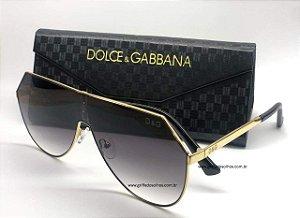 Dolce Gabbana DG2221 Aviador - Óculos de Sol