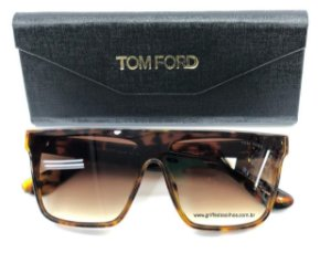 Tom Ford Whyat TF709  Havana  - Máscara