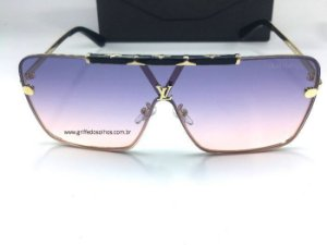 Oculos Louis Vuitton Luxury Quadrado