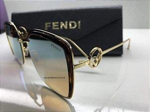 FENDI - FF 0294/S ESPELHADO TAMANHO MÉDIO