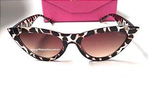 Cat Eye Céline Paris - Óculos de Sol Gatinho Onça