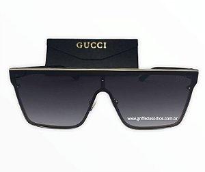 Gucci Elite Quadrado - Óculos de Sol