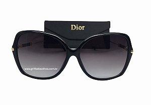 Óculos de Sol Feminino Dior - Borboleta Preto