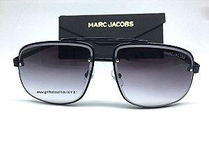 Marc Jacobs Óculos de Sol -  Metal Quadrados  Sem Aros