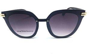 Gucci Gatinho Preto - Óculos de Sol