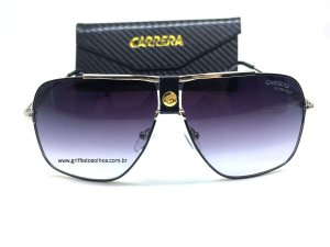 Carrera 1018  Quadrado / Preto Degradê Oculos de Sol