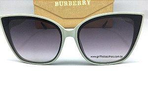 Oculos de Sol Burberry Gatinho - Preto Degrade