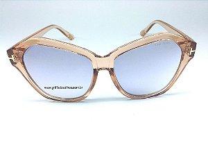 Tom Ford Angelina - Óculos de Sol Lente Espelhada