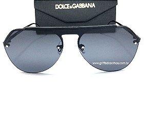 Oculos de Sol Dolce & Gabbana DG-2213 - Lente Preta