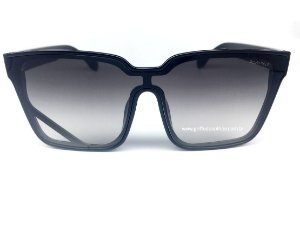 Óculos Chanel Feminino Vintage / Preto