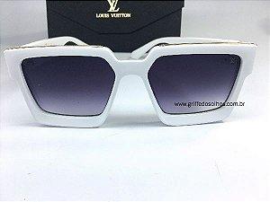 Louis Vuitton Millionaire Branco 1.1 Millionaires - Oculos de Sol