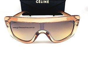 Óculos de Sol Celine  41377/S Adele / Armação Marrom Transparente