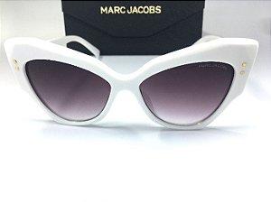 Óculos Retro Marc Jacobs - Gatinho Branco