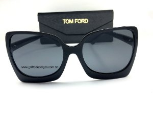 TOM FORD KATRINE QUADRADO  PRETO