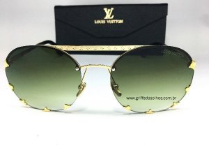 Louis Vuitton Metal Feminino - Óculos de Sol / Color