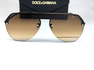 Oculos de Sol Dolce & Gabbana DG-2213 -Bronze