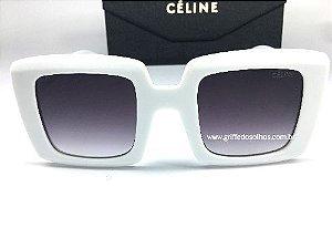 Óculos de sol  Celine Quadrado - Acetato