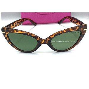 Oculos Tom Ford Feminino Gatinho Vintage Tartaruga