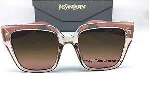 Óculos Clássico Saint Laurent  - Armação Unissex