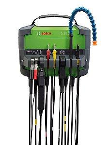 Analisador De Motores FSA 500 - Osciloscópio 4 Canais E Gerador De Sinais - Pinça de 30A e Clip KV Secundário Incluso - Bosch
