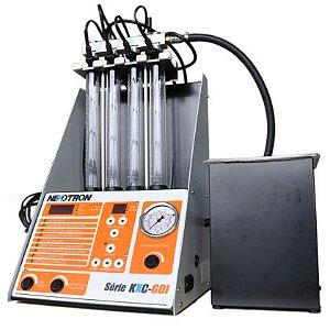 Teste E Limpeza De Bicos Injetores - Linha Gasolina - Bicos Comuns E Injeção Direta - KXC GDI - Kxtron