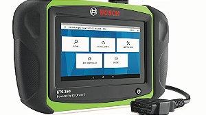 Scanner Diagnóstico Automotivo Bosch - KTS 250 - 1 Ano De Software Por Assinatura Grátis