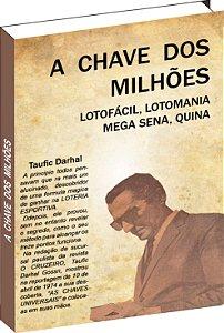 Livro A Chave Dos Milhões De Taufic Darhal