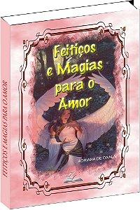Livro de Feitiços e magias para o Amor