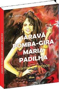 Livro da Pomba Gira Maria Padilha