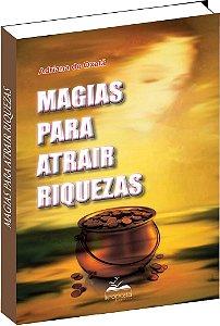 Livro de Magias para atrair Riquezas