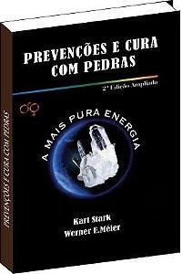 Livro de Prevenções e cura com Pedras