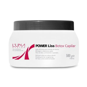 Botox Capilar Luna System Power Liss