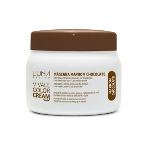 Máscara Marrom 250g - Vivace Color Cream