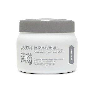 Máscara Platinium 250g - Vivace Color Cream