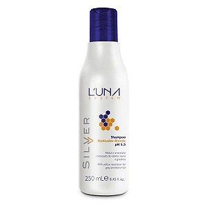 Shampoo Matizador Blonde pH 5,5 – 500 mL e 250 mL