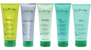 Kit Linha Luna Plus - Brushing - Three Power- Intensive - Duo - Active